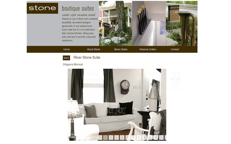 Stone Boutique Suites